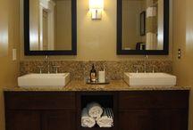 Bathrooms / by Tanya Weiderstrom