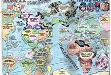 Comic Maps