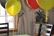 Birthday party ideas / by Heather Stewart