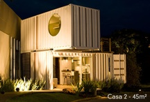 Container House / Casa Container