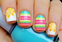 nails cute *_*