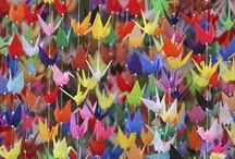 MOBILES: Origami