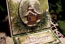 nieuw kerstkaarten
