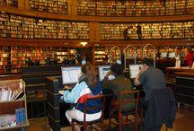 Pon una biblioteca en tus vacaciones / A library in your holidays