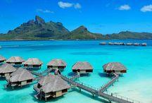 les vacances sur l.eau
