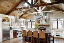 amazing kitchens / by Mary Beth Tankesley