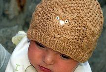 pletení na miminka