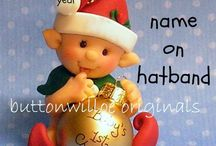 Baby's First Christmas / by Lindsay Nadolny-Horsman