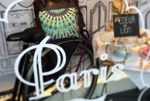 Shop displays featuring / Susannagh Grogan Accessories