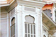 Tarihi ev ve yalılar