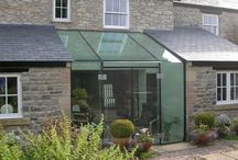 Glassroom above utility room/farm
