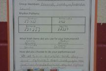 Grade 3 and 4 music ideas