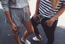 Fashion choices.
