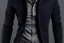 Moda masculina que adoro
