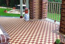 Traditional Tiling Inspiration / We have an enormous and diverse range of sizes, shapes and colours. Your imagination need never again be restricted! Shapes include square, hexagonal, octagonal, triangular, dots, strips, shuttle and brick tiles.