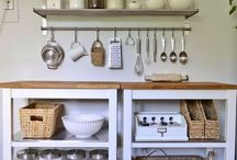 Home: Kitchen (styling ideas) / Styling and makeover/upcycling ideas to try...
