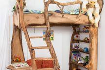 Kiddies Fun Bedrooms / Love your kids, Love their bedrooms!