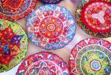 トルコ食器