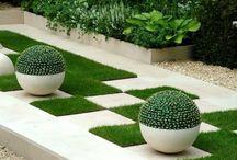 garden design / nice gardens and exteriors