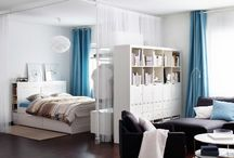 Small room decoration / Decorate small spaces