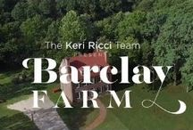Barclay Farm by Air! / Enjoy our aerial drone footage of Barclay Farm, some of our listings & other Cherry Hill attractions!