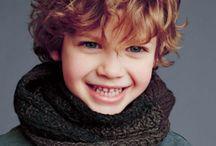 Boy hair model