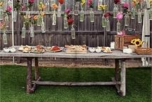 Dinner Party Ideas - Spring/Summer