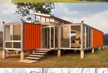 Containner House