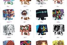 posca art casa de criar brasil / arte com poscas