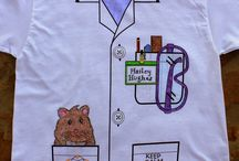 Pimp My Lab Coat / Are you looking for inspiration for our 'Pimp My Lab Coat' competition? Check out these great examples from around the web