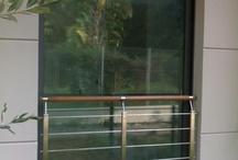 Ringhiere in acciaio / http://www.tecnocll.it/it/gallery-collaborazioni/arredamento-e-complementari.htm?gallery_id=45