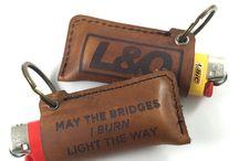 Lighter Leather Case