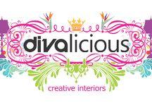 Divalicious Creative Interiors