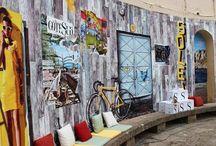 Presse et projets déco // NEODKO / Magazine Côté Sud, Déco.fr, magazine Marie-Claire, magazine ELLE décoration, magazine Beaux Quartiers