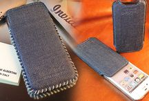 Custodie Cellulari in Jeans