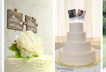 Co na tort? Przegląd topperów tortów ślubnych / toppery figurki  tort ślub wesele