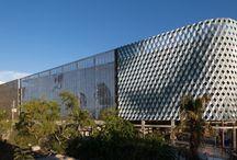 Architectural Screening & Patterning