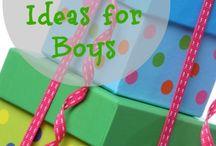 Boys, Boys, Boys! / by Robyn Windham