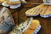 DIY with old books