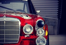 "300 SEL ""Red Pig"""