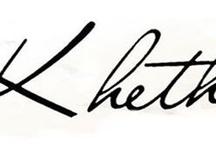 Khethi / My work