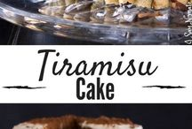 Tiramisu Cake Recipes