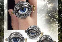 Halloween Jewelry and Stuff / Strange Watches and Cool Decor