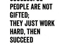 Never Ever Give Up  / Hustle to your way to success !!