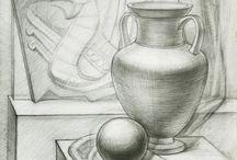 академ рисунок