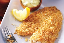 Fish is the dish  / Fish recipes duh / by Mary Meals