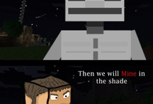 Minecraft / by Wesley