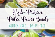 Power Bowls-protein -high/Palo too