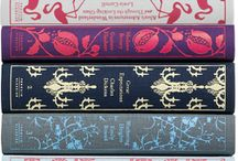 book covers (spines)
