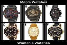 WATCH WEDNESDAY Tonight / Tonight at OneCentChic at 10 PM Great Watches for men and women